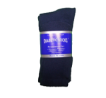 Case Lot Navy Diabetic Crew Socks